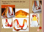 sac, bâche, recyclage, DIY, tuto, industriel, blanc, orange, sangle, couture, besace