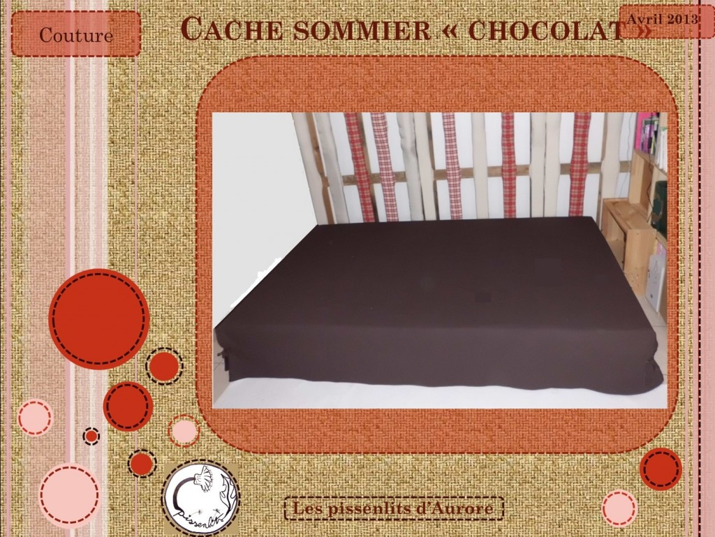 cache sommier les pissenlits d 39 aurore. Black Bedroom Furniture Sets. Home Design Ideas